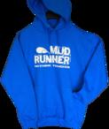 Mud Runner Hoodie (SAPPHIRE BLUE)