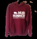 Mud Runner Hoodie Junior (BURGUNDY)