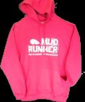 Mud Runner Hoodie (HOT PINK)