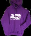 Mud Runner Hoodie Junior (PURPLE)