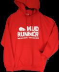 Mud Runner Hoodie Junior (RED)