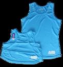Mud Runner Ladies Vest (BLUE)