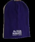 Mud Runner Slouch Beanie (PURPLE)